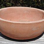 Terracotta schaal ciotola guilio