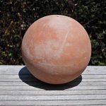 Terracotta bol palla