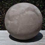 Colorata terracotta bol palla