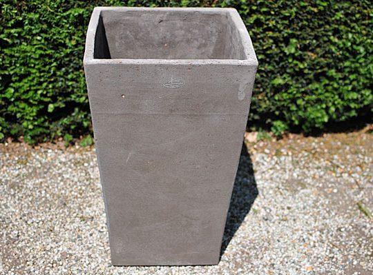 Colorato terracotta pot vaso siena