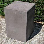 Colorato terracotta zuil piedestallo