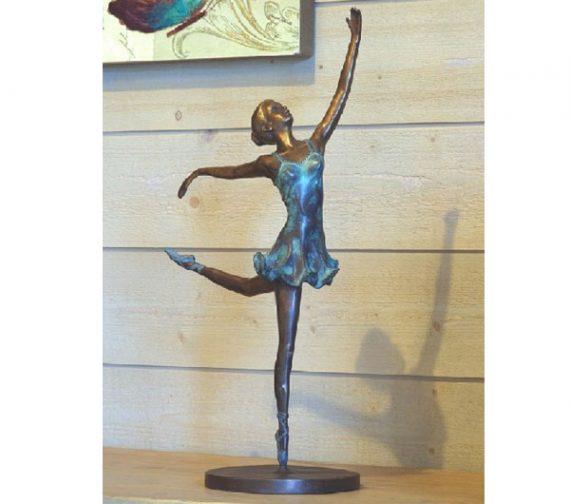 ballerina dansend 1